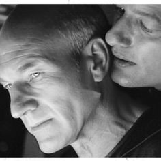 Picard and Q