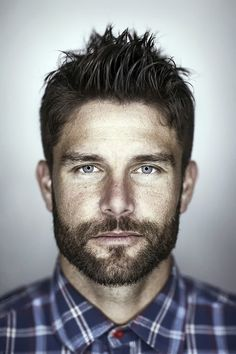 men styles, this man, handsome faces, men hair, beard, men's cuts, fashion photography, eye, man style