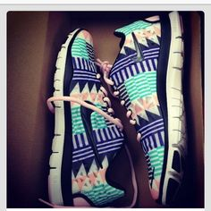 AZTEC NIKES....got to have them