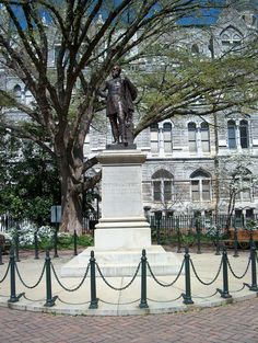 Statues - Capitol Square, Richmond, Virginia
