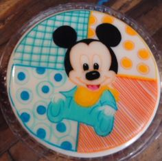 Gelatina de Mickey // Mickey Gelatin