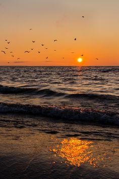 Wasaga Beach, Ontario, Canada...