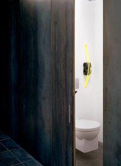 I like this for toilet roll holder