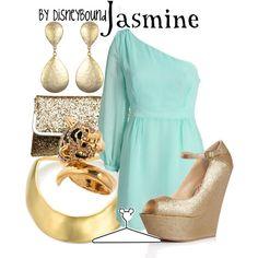 Jasmine, created by lalakay.polyvore.com