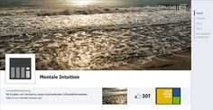 "Meine Facebook Seite ""Mentale Intuition"". Freue mich über einen Besuch :-) [click the image for more]"