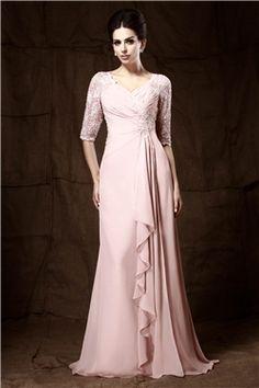 Vestidos para Madre de la Novia, Diseños de Ultima Moda