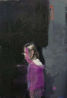 "Saatchi Online Artist: christos tsimaris; Oil, 2011, Painting ""by the window"""