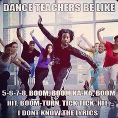 #danceteacherproblems #dancerproblems