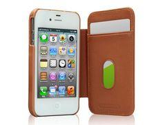 Tunewear TUNEFOLIO iPhone 4S Case   GadgetSin $28
