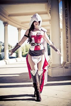 Cosplay: Female Assassins Creed