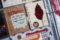 Elle's Studio: Preserving Fall Leaves