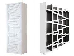 expandable bookcase by reinier de jong