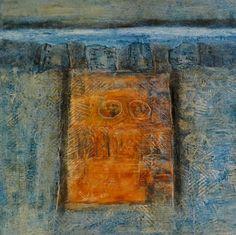 Cold Wax tutorial by Sherrill Kahn