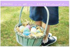 So many fun and meaningful Easter traditions that make this special season about so much more than the eggs. Recipe, traditions, activities - enjoy!