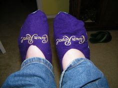 Crown Royal Slippers