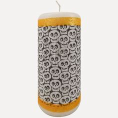Stamping & Scrapping in California: Skull Candle