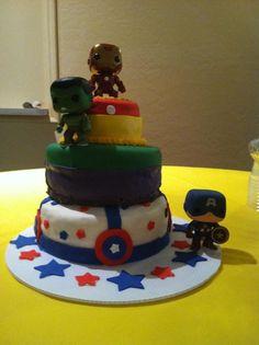 baby avengers cake more marvel babi baby shower cakes decor cake