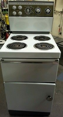 'English Electric' Electric Cooker Vintage Circa 1960's