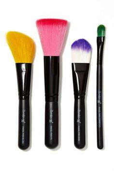 The Creme Shop 4 Piece Brush Set