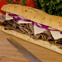 This roasted beef sandwich recipe teaches you how to roast the beef and then also gives a delicious combination of toppings.. Roasted Beef Sandwich Recipe from Grandmothers Kitchen.