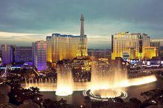 I love Las Vegas!