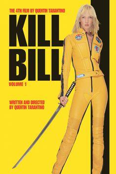 KILL BILL -  The Bride. Quentin Tarantino