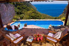 Ladera Resort, St. Lucia (West Indes)