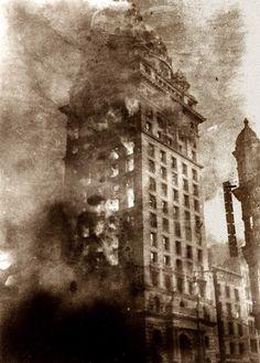 San Francisco, 1906 Earthquake
