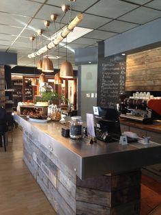 the Daily coffee café, Paarl