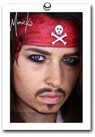 pirate face paint - Google Search