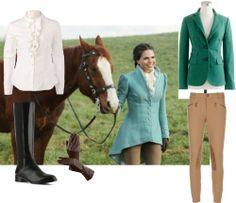 Once Upon a Time Regina - costume ideas from The Stable Boy