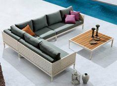 Sardina Sectional Sofa Set