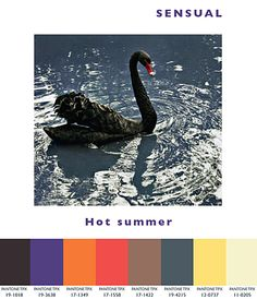 Sensual - Hot Summer | Lenzing Spring/Summer 2014 Fashion & Color Trends