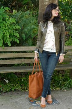 @Cee: (Outfit Diary) Boys Make Passes at Girls in #Glasses & #hudsonjeans