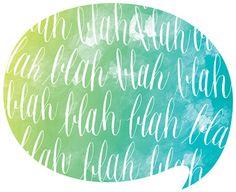 Lila Symons Calligraphy