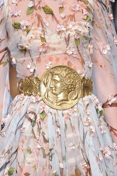 Accessories Trend Report Spring 2014: Gladiator Ring