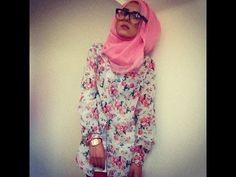 hipster hijab, wear hijab, hijab tuck, hijab video, hijab tutorial