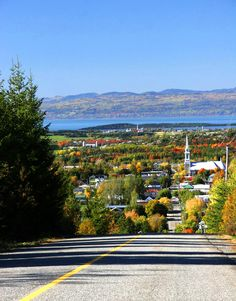 When I was 16 I spent a week in nearby St. Pascal on a student exchange. We toured the region, including Kamouraska. Lovely places.