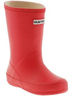 Hunter Boots for your baby?! So CUTE!