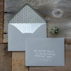 Simple and chic wedding stationery from Kristara. #weddinginspiration #weddingchicks http://kristara.co/#portfolio