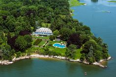 STATS 12 BEDROOMS 7 BATHS 2 HALF BATHS 13,500 SQ. FT. $190 MILLIONPEDIGREE: Built in 1896 on a secluded waterfront plot, this grand French-Renaissance mansion is the former home of Harriet Lauder Greenway, daughter of steel magnate George Lauder. Up for sale for only the second time in its storied history, the residence—dubbed Copper Beech Farm for the large number of copper beech trees on the land—features an impressive stone-and-shingle exterior and elegant interiors boasting coffered ceiling…