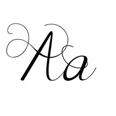 Cursive Flourish Free font