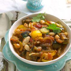 Vegetarian Chickpea Tagine