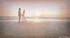 Sunset at FL West Coast (Marco Island Marriott)