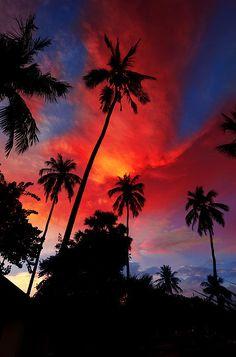 ✮ Thailand Sunset
