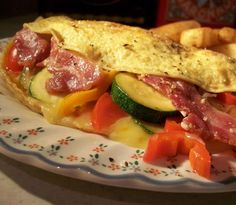 Healthy Omelet Recipes