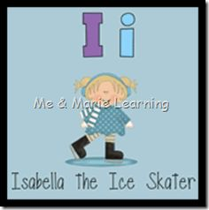"""Isabella the Ice Skater"" Unit (free)"