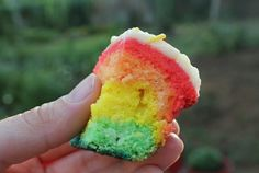 birthday parties, food, rainbow cakes, first birthdays, baking, white cakes, rainbow cupcakes, cake recipes, kid