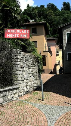 I remember walking here! One of the loveliest Lugano, Switzerland destinations