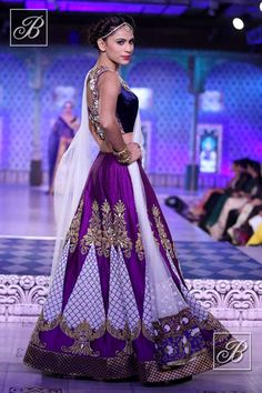 Niki Mahajan designer lehenga collection